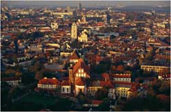 VILNIUS AND LITHUANIA